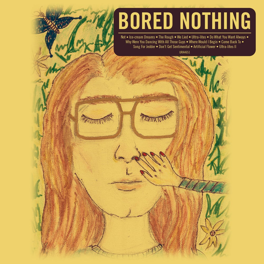 Image of Bored nothing 'some songs' CD