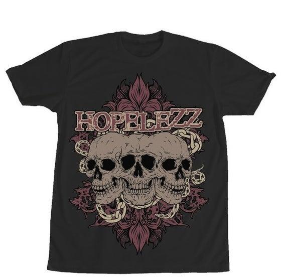 Image of T-Shirt - Skulls (black)
