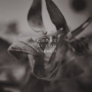 Image of [a+w lp007] Ghost Actor - Unfold LP