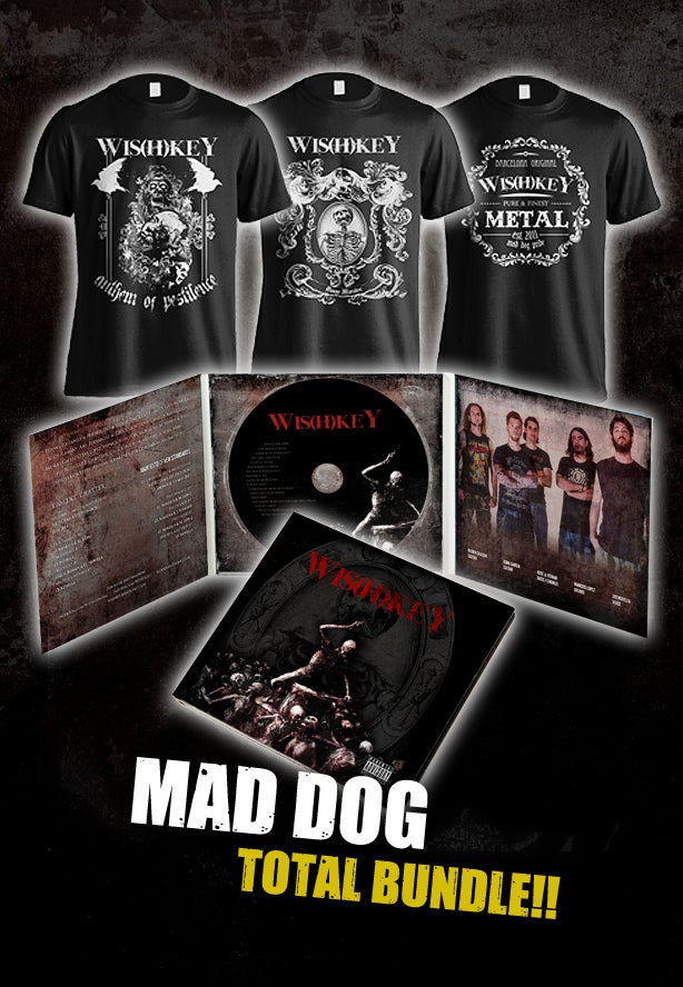 Image of Mad Dog Bundle!!