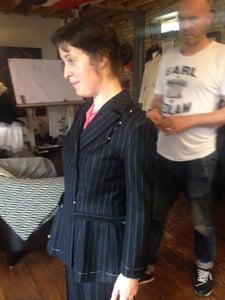 Image of Killer Diller Madame Gangster suit