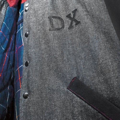 Image of IA DX Varsity Jacket
