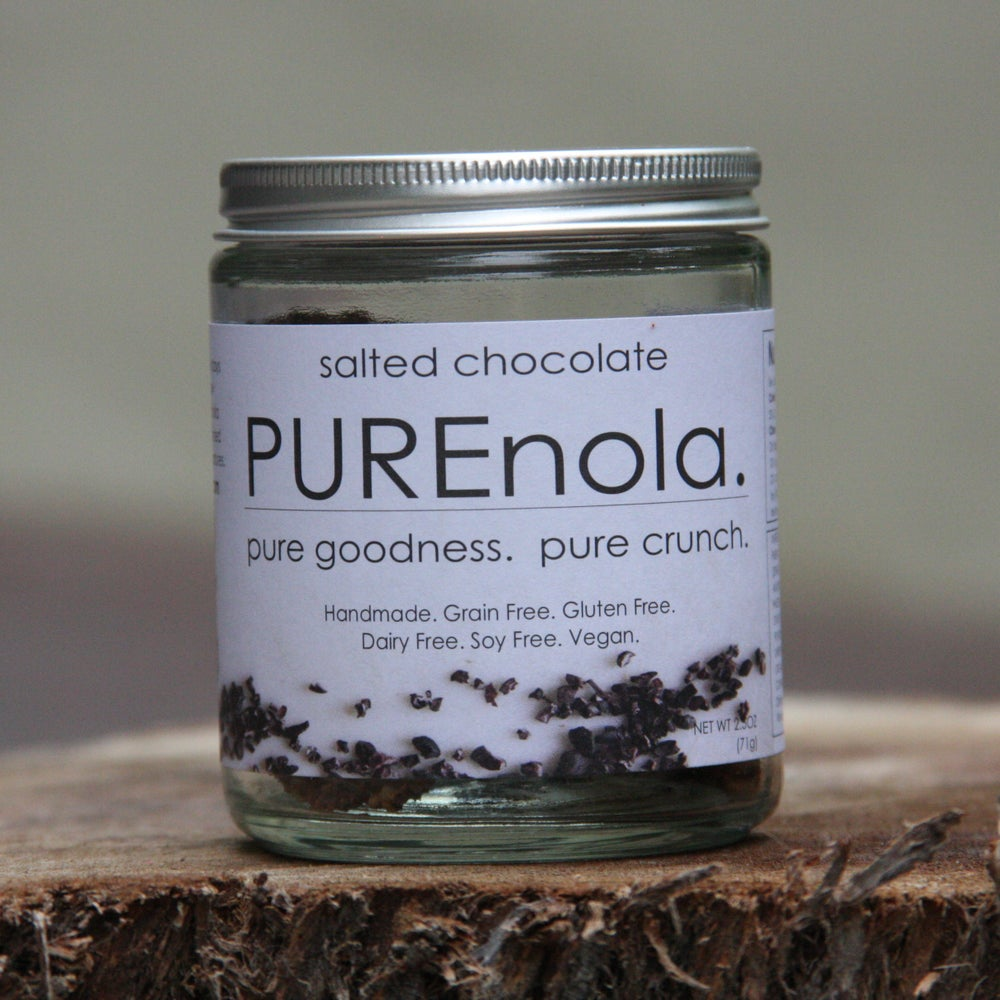 Image of Salted Chocolate