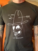 Image of Skull T-Shirt / Charcoal