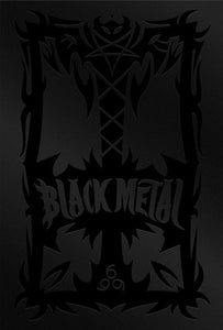 Image of Special Edition HARDCOVER BLACK METAL OMNIBVS