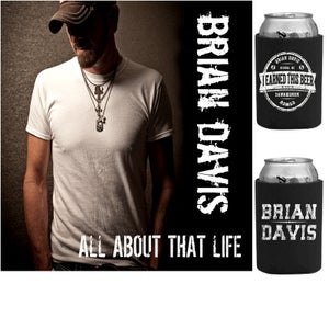 """Image of NEW CD """"ALL ABOUT THAT LIFE"""""""