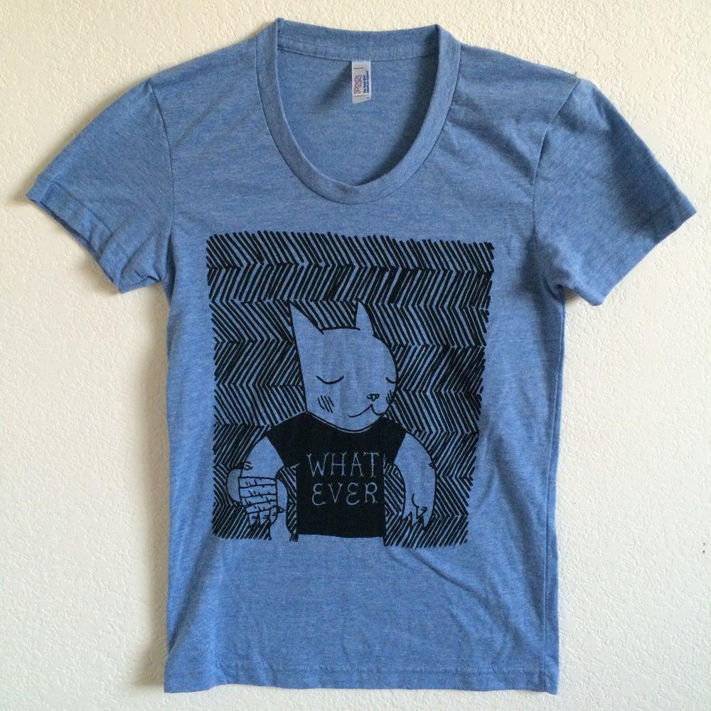 Image of Ladies Whatever Shirt