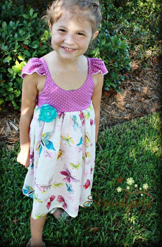 Image of Mariposa Dress