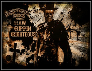 """Image of """"The RAW, The RIPPIN, & The RIGHTEOUS"""" CD"""