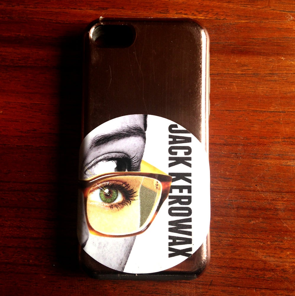 "Image of ""Jack Kerowax"" Album Cover Sticker"