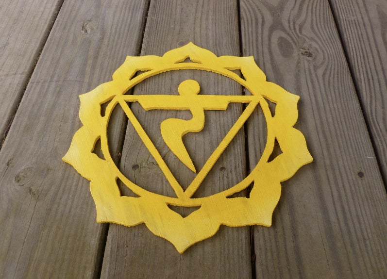 Image of Manipura: The Solar Plexus Chakra