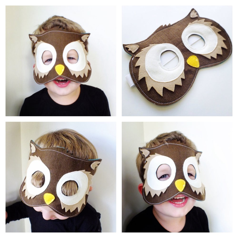 Image of Owl Mask