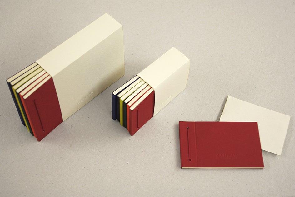 Image of Conjunto IRO | IRO notebook pack 6 un. A6
