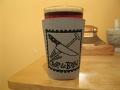 Image of Chop & Brew Pint Glass Coozie