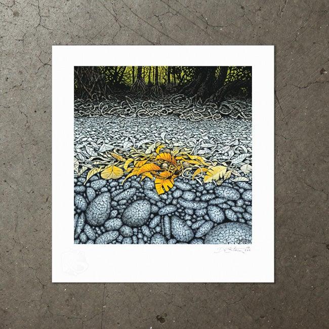 Image of Low Tide - Art Print
