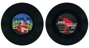 """Image of Bersa Discos #4 12"""" Vinyl - Uproot Andy / Sonido del Principe"""