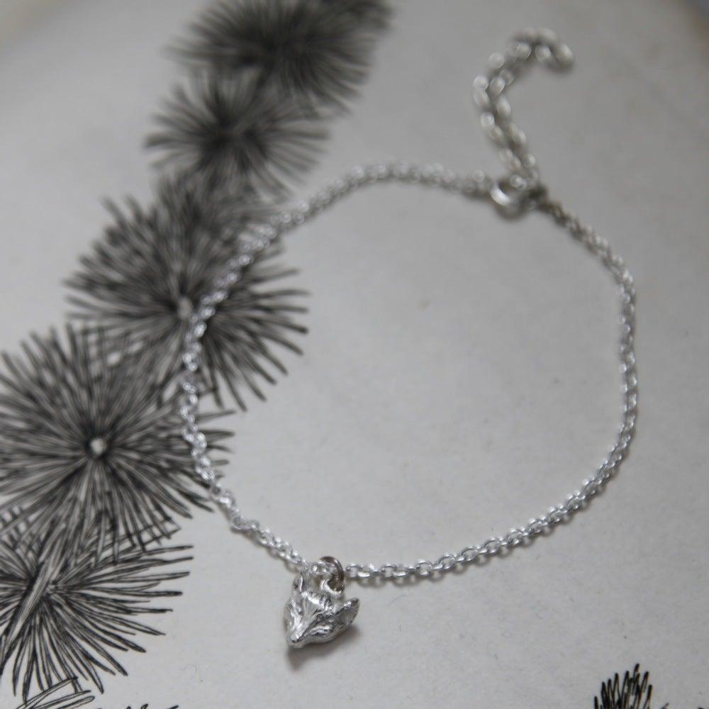 Image of fox bracelet