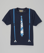 Image of Suspenders T Nvy