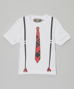 Image of Suspender Print T