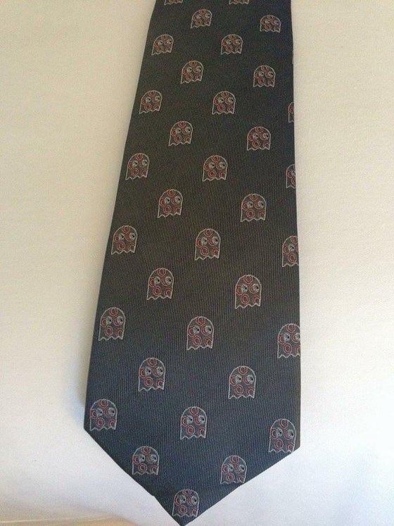 Image of Fishman Ghost Tie (LE of 200)