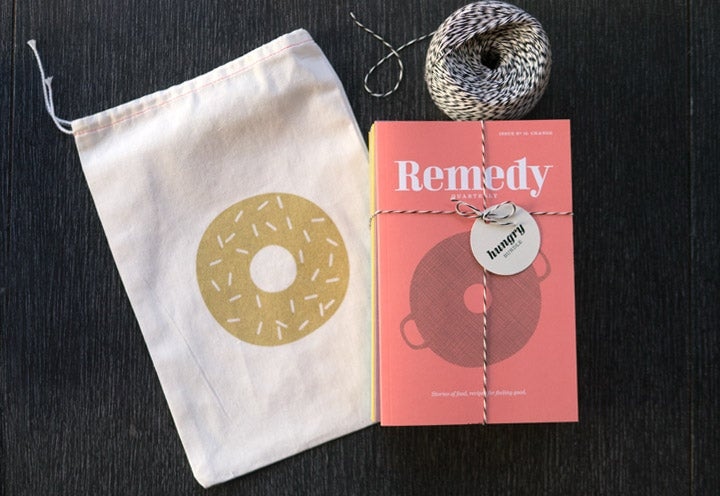 Image of Doughnut Gift Bag