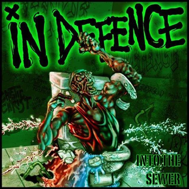 Image of Into the Sewer CD w/ Bonus Tracks