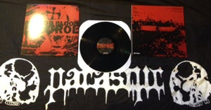 Image of CONTROL 'Out For Blood' lp