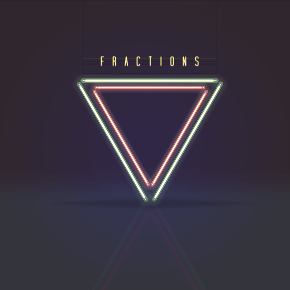 Image of Fractions Self Titled EP