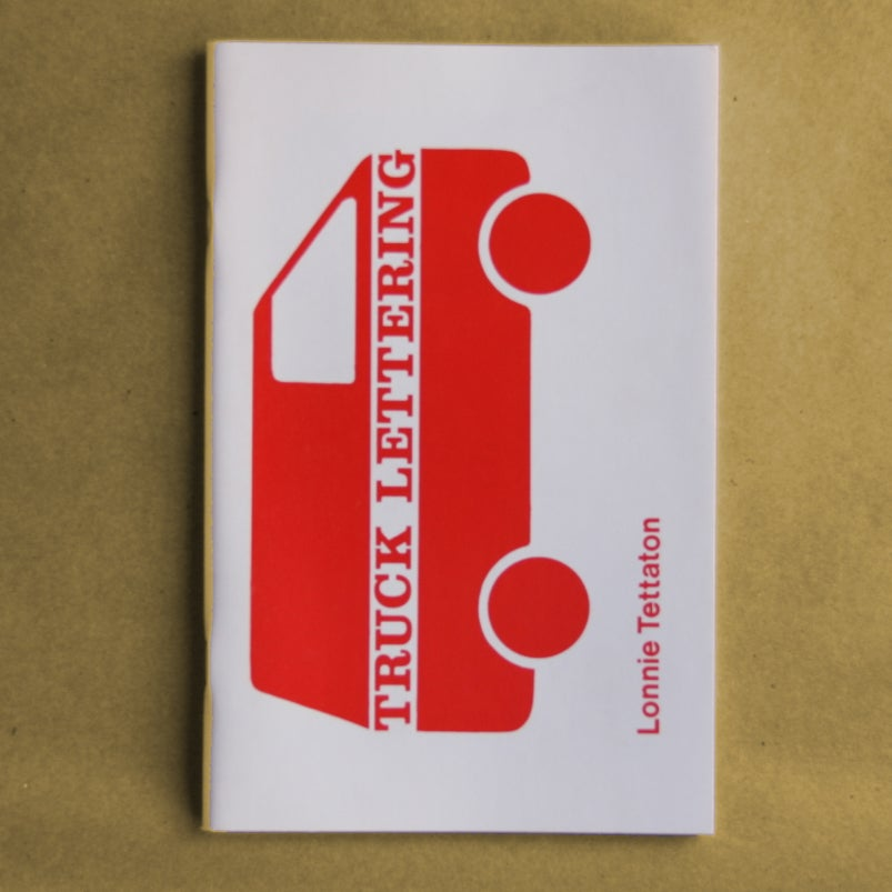 Image of Lonnie Tettaton Booklet Pack