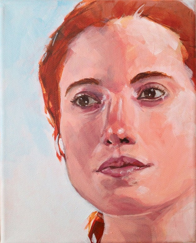 Image of Custom Acrylic Painting