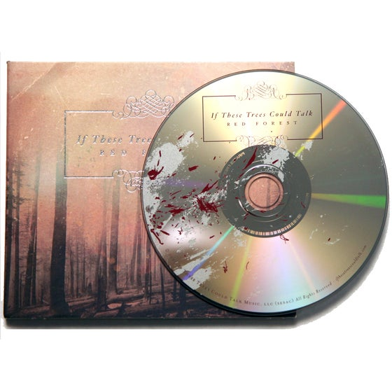 Image of CD: Red Forest (Metal Blade Edition)