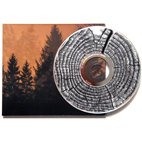 Image of CD: Above the Earth, Below the Sky _ 2009