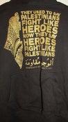 Image of Palestinian Heroes Tshirts & Hoodies $20-$40