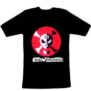 Image of Red Skull T-shirt