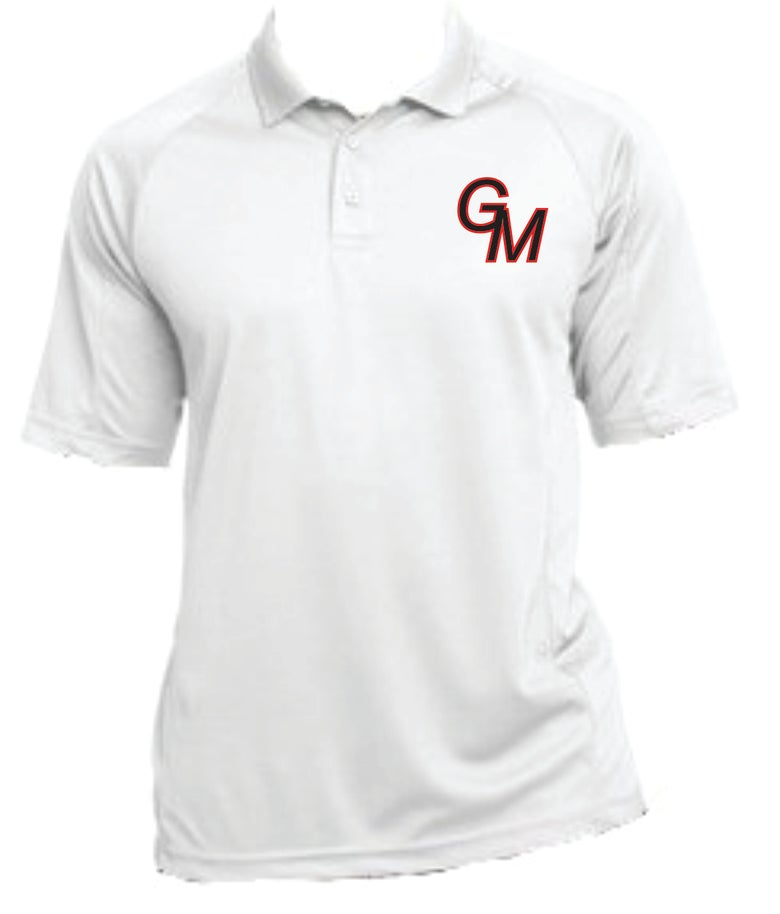 Image of Mens Polo-GM