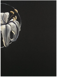 Image of Wilted Lily (A4 Giclee Print)