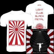 Image of PACK DIVISION:CRISTAL: T-SHIRT + E.P