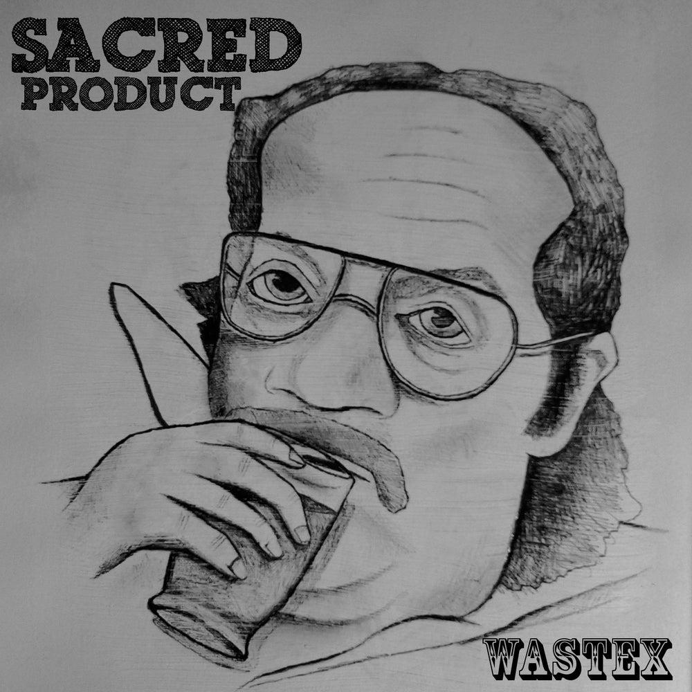 "Image of Sacred Product ""Wastex"" 2x7"""