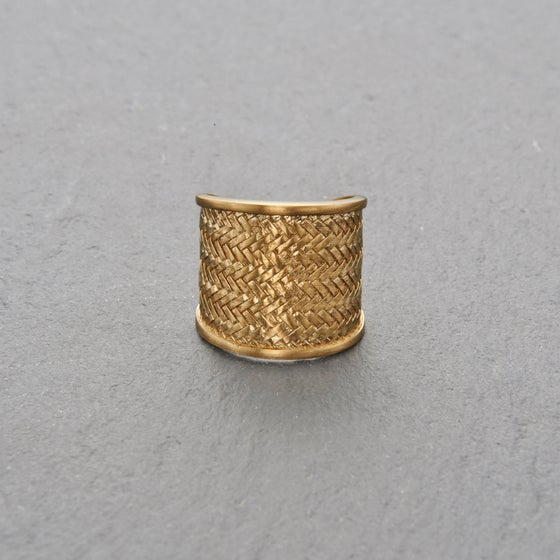 Image of Palmyrah Ring Gold