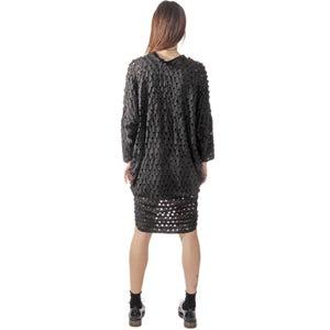Image of dress musa black