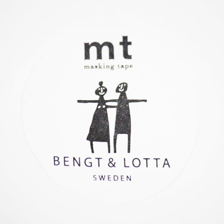 Image of MT Washi Tape - Bengt + Lotta