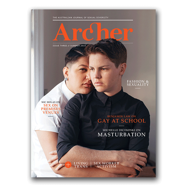 Image of ARCHER MAGAZINE #3 - 2015