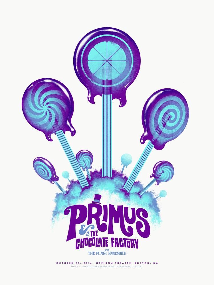 Image of PRIMUS (variant)