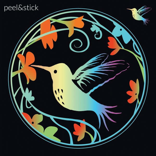 Image of Hummingbird Decal