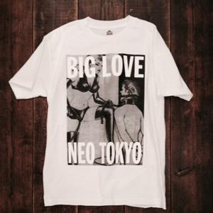 """Image of BIG LOVE """"NEO TOKYO ll"""" T-SHIRT"""