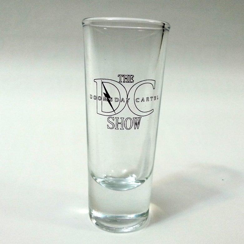 Image of DC Show Shot Glass (2oz)