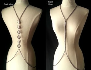 Image of Back Bone Body Chain, Reversible