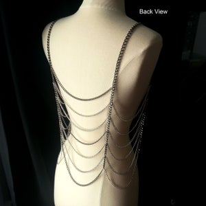 Image of Willow Body Chain Vest