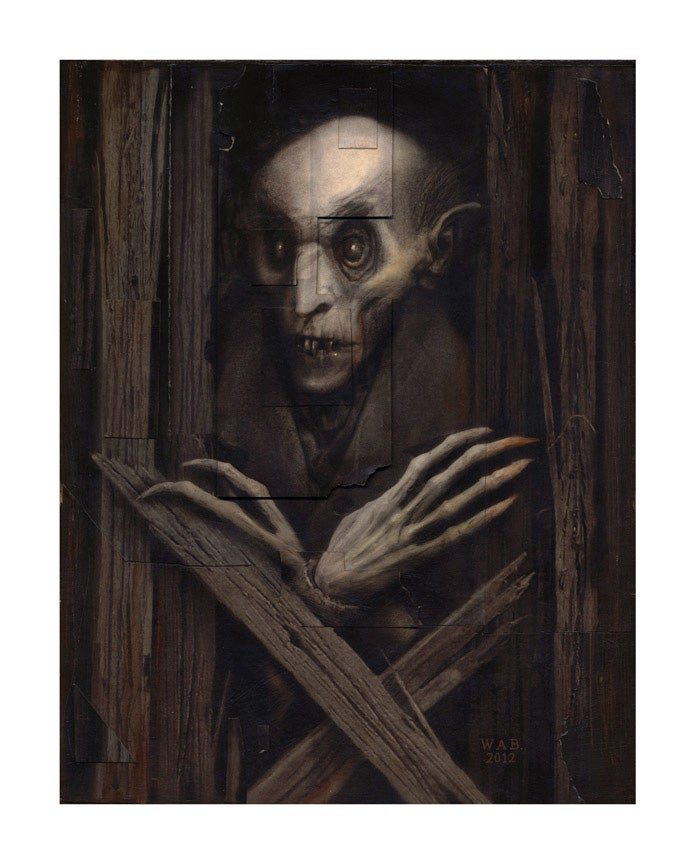 "Image of ""Orlok"" Limited Edition print"