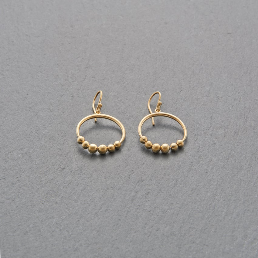 Image of Ampara Earrings Gold